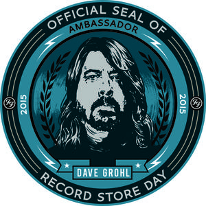 Dave grohl record store