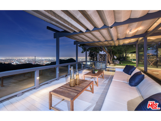 Steve McQueen Hollywood Hills Home For Sale