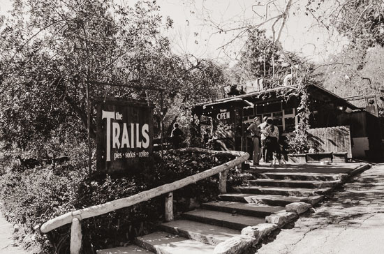 Trails Cafe  R0000244